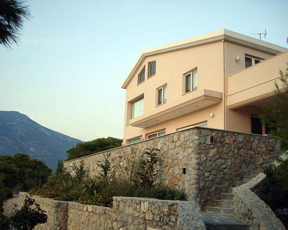 Недвижимость в греции виллы